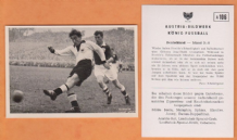 West Germany v Ireland Streitle Bayern Munich Gibbons St Patricks Athletic A106 (B)